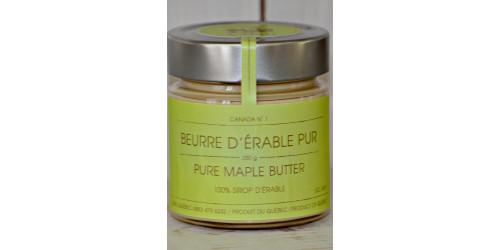 Beurre d'érable pur -format moyen.-